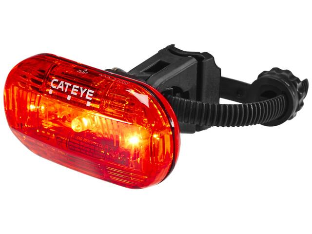 CatEye TL-LD135G Cykellygter rød/sort